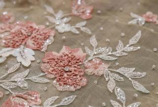 купить ткань для вечернего платья