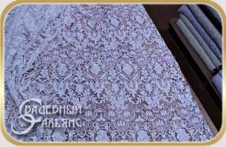 Свадебный ткани