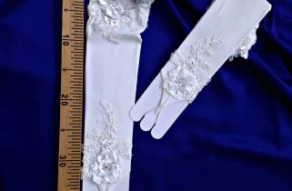Перчатки № 2-3Д фото