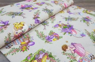 Вафельная ткань № 3301 фото
