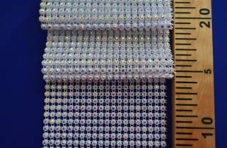 Стразы (стекло) АВ-4мм в пластике  № 04  фото