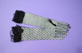 Перчатки сетка №3 фото